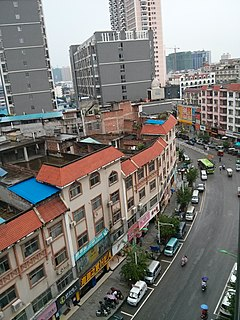 Pingguo County-level city in Guangxi, Peoples Republic of China