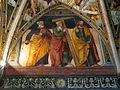 Pinzolo, San Vigilio, interior frescos 012.JPG