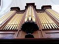 Pipe Organ (1830) case, Thomas Appleton, Boston, Massachusetts - Met Museum of Art, New York, NY.jpg