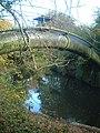 Pipe bridge - geograph.org.uk - 605047.jpg