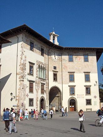 Torre dei Gualandi - Palazzo dell'Orologio