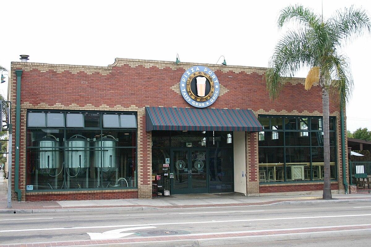 San Diego Pizza Food Truck