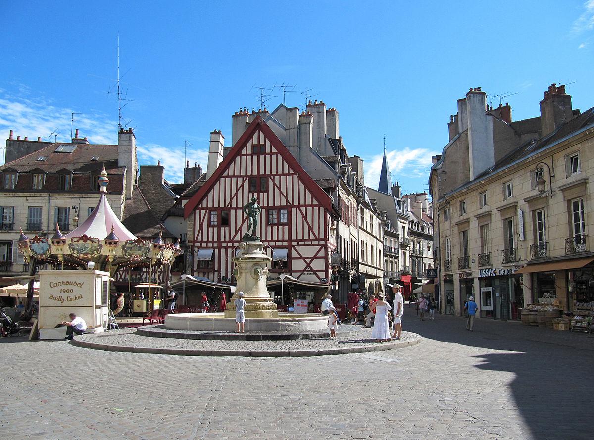 Dijon Photos Centre Ville
