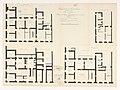 Plan de la cathedrale Ajaccio 1844 Archives nationales France 1.jpg
