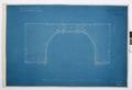 Plan på stenläggning av terrass, Hallwylska palatset - Hallwylska museet - 108701.tif