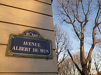 Plaque-avenue-Albert-de-Mun.JPG