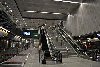 Pasir Panjang MRT station MRT station in Singapore