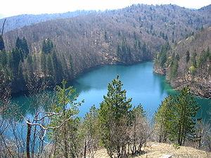 Plitvice Lakes, Gradinsko jezero