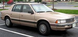 Plymouth Acclaim - 1989-1990 Plymouth Acclaim