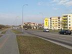 Polska - Skrzyżowanie ulic Hetmańska - Marczukow