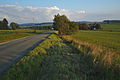 Pohled na místní část Vyšehrad, Kladky, okres Prostějov.jpg
