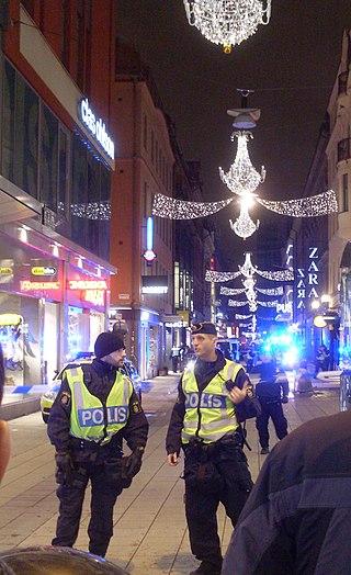 2010 Stockholm bombings