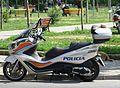 Police motorcycle in Albania 03.jpg