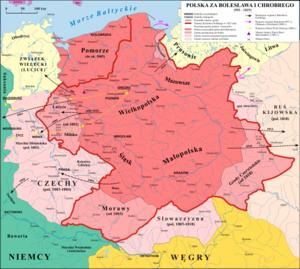 Peace of Bautzen - Image: Polska 992 1025