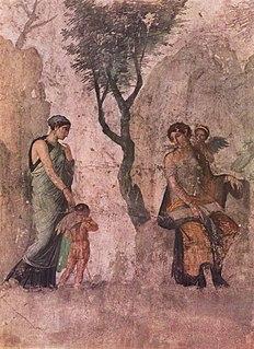Oceanid of Greek mythology