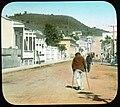 Ponce Street, man on crutches (3795472403).jpg