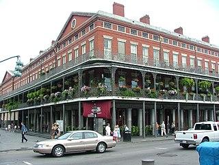 Pontalba Buildings United States historic place