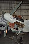 Port engine of Messerschmitt Bf110G-4-R6 '730301 - D5+RL' (32733024760).jpg