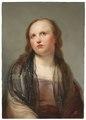 Porträtt av en ung kvinna (Pieter Fransz. de Grebber) - Nationalmuseum - 176297.tif