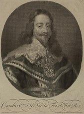 Carolus I mus D.G. Ang. Sco. Fra. et Hib Rex