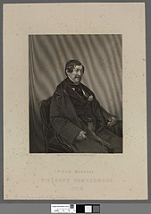 Field Marshal Viscount Combermere, G.C.B