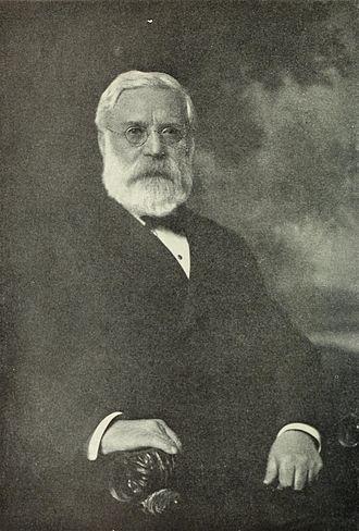 James N. Adam - Portrait of James N. Adam