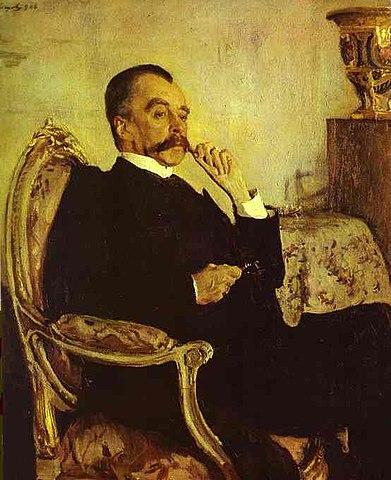 В. М. Голицын