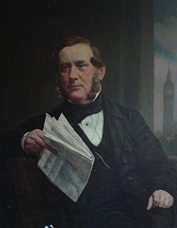 Taverner John Miller British politician