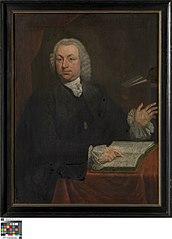 Portret van Carolus Toomkens