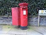 Post box opposite St Michael's church.jpg