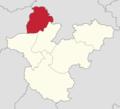 Powiat polkowicki - lokalizacja gminy Gaworzyce.png