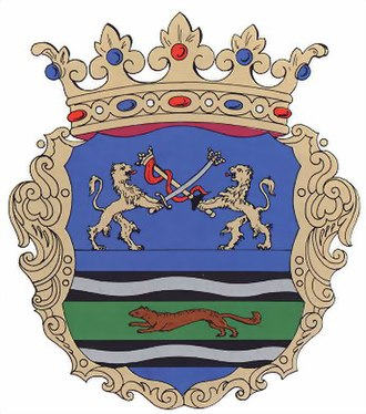 Counties of Croatia - Image: Pozsega coatofarms
