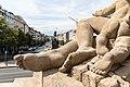 Prag, Nationalmuseum, Brunnen -- 2019 -- 6850.jpg