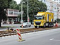 Praha, Petřiny, rekonstrukce trati, 032.jpg