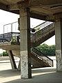 Praha, Strahov, Stadion, schodiště.JPG