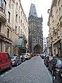 Praha, U Prašné brány - panoramio.jpg