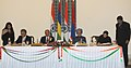Preneet Kaur and the Minister of Foreign Affairs, Regional Integration and International Trade, Mauritius.jpg