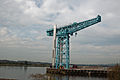 Preserved Titan Crane, Clydebank, Scotland, 30 Sept. 2011 - Flickr - PhillipC.jpg