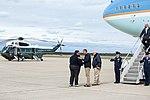 President Barack Obama Tours Storm Damage in New Jersey 2.jpg