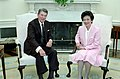 President Ronald Reagan meeting with President Corazon Aquino of the Philippines in the Oval Office.jpg