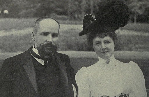 Prime Minister Stolypin and his Wife