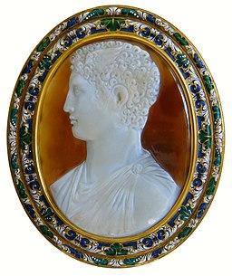 Prince ptolémaïque assimilé à Hermès CDM camée 111