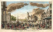 Prise et pillage de Bergen op Zoom 1747