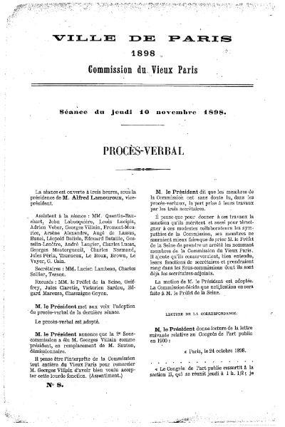 fichier proc s verbal de la commission municipale du vieux paris 1898 wikisource. Black Bedroom Furniture Sets. Home Design Ideas
