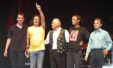 Procol Harum in 2001