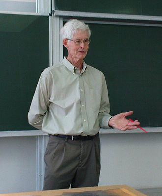 Stephen Cook - Cook in 2008