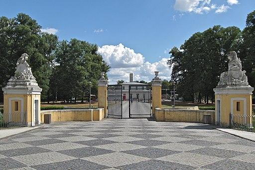 Promenadentor Schloss Augustusburg (Brühl)