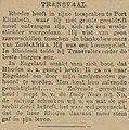 Provinciale Noordbrabantsche en 's-Hertogenbossche Courant vol 1896 no 300 Buitenland, Transvaal.jpg