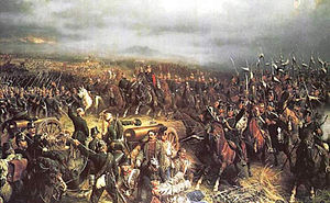 Königgrätzer Marsch - The Battle of Königgrätz, deciding battle of the Austro-Prussian War.