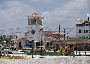 Puerto Morelos - Puerto Morelos plaza